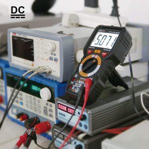 multimetre testeur electricite